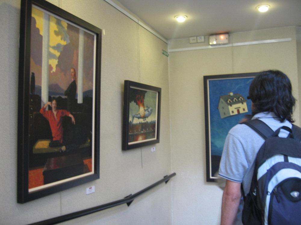 soirée-irlande-023-Artist-Kevin-McSherry-Paris-2008-Alliance-en-Resonance-Exhibition