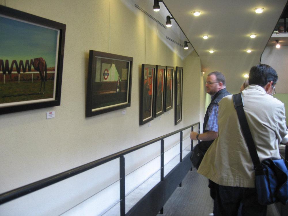 soirée-irlande-026-Artist-Kevin-McSherry-Paris-2008-Alliance-en-Resonance-Exhibition