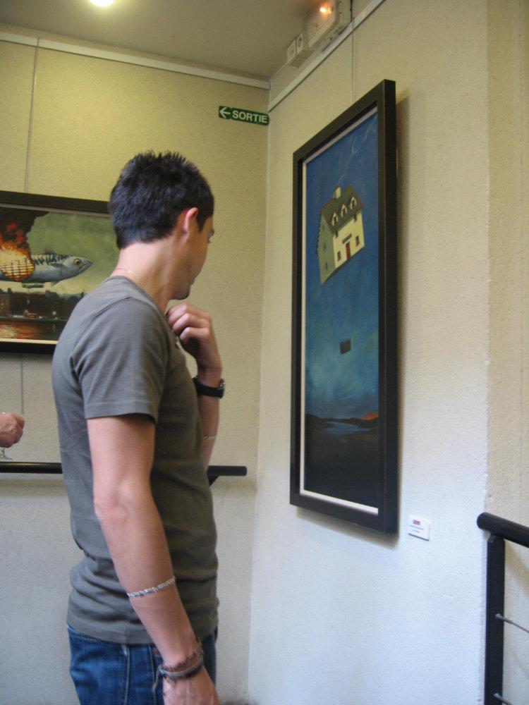 soirée-irlande-139-Artist-Kevin-McSherry-Paris-2008-Alliance-en-Resonance-Exhibition