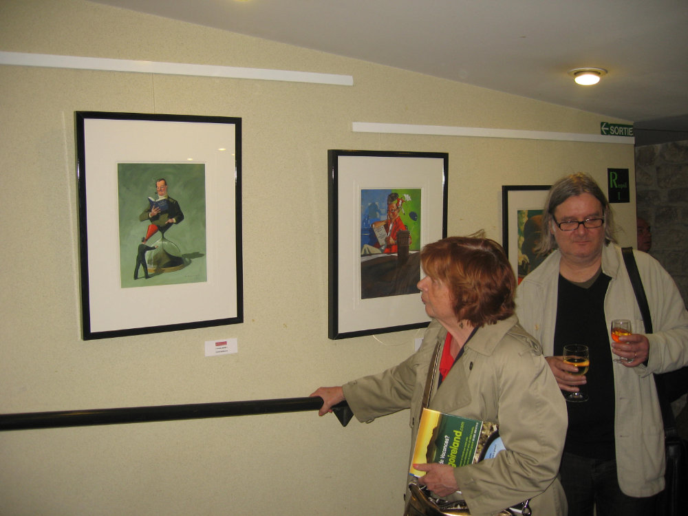 soirée-irlande-198-Artist-Kevin-McSherry-Paris-2008-Alliance-en-Resonance-Exhibition