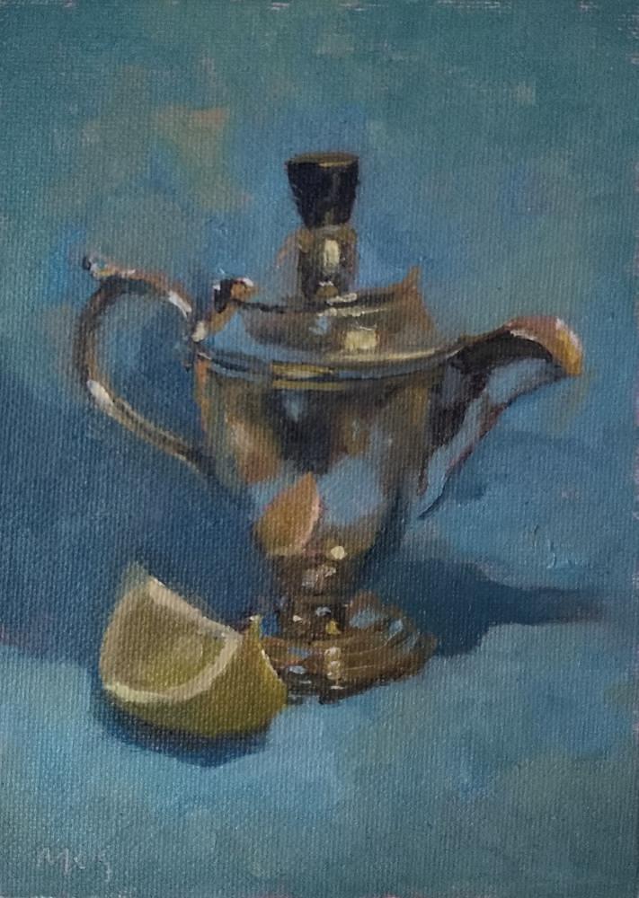 181129 Lemon & Silver Study