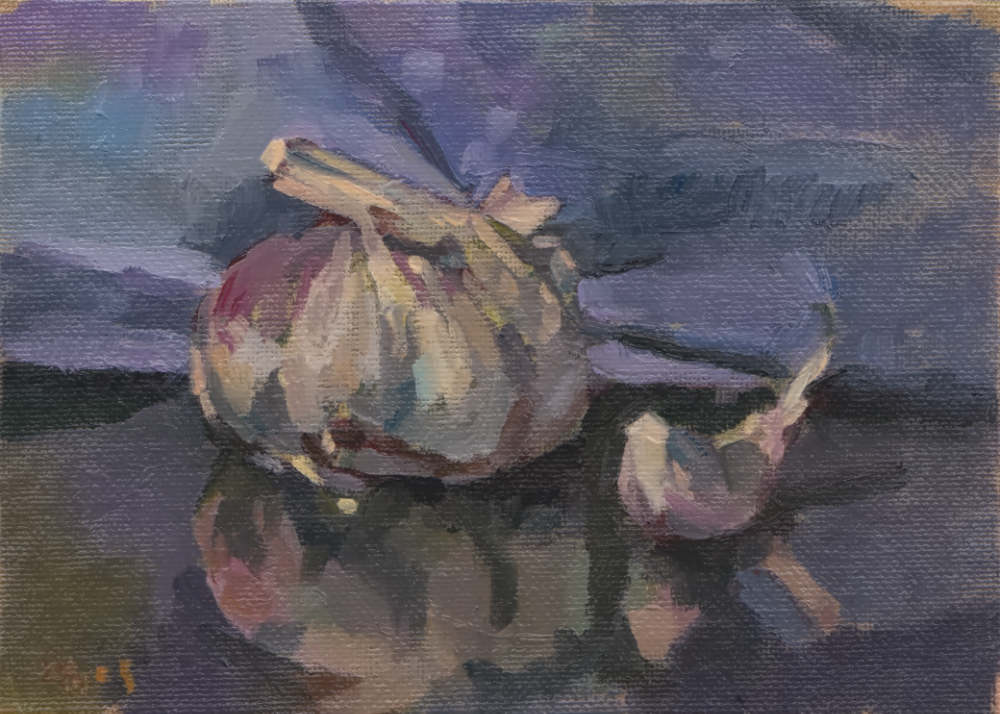 DP181105 Garlic Study