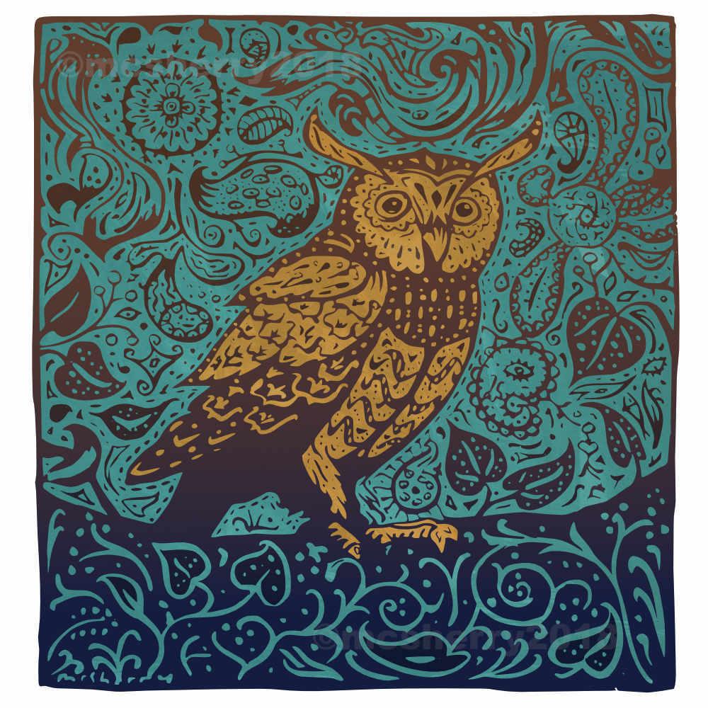 LE180329 Owl Large