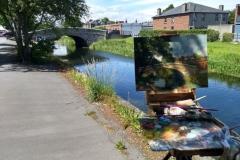 En Plein Air Painting