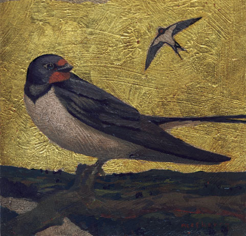Swallow. SOLD