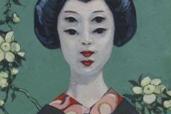 Madama Butterfly (Cho-Cho-Cho-Cho-San). SOLD