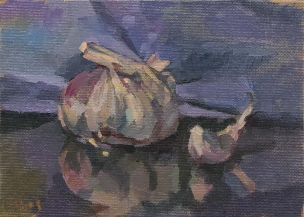 Garlic Study