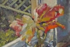190430_P1050930-kevin-mcsherry-tulips-study-oils-canvas-artist-still-life-study-dublin-studio