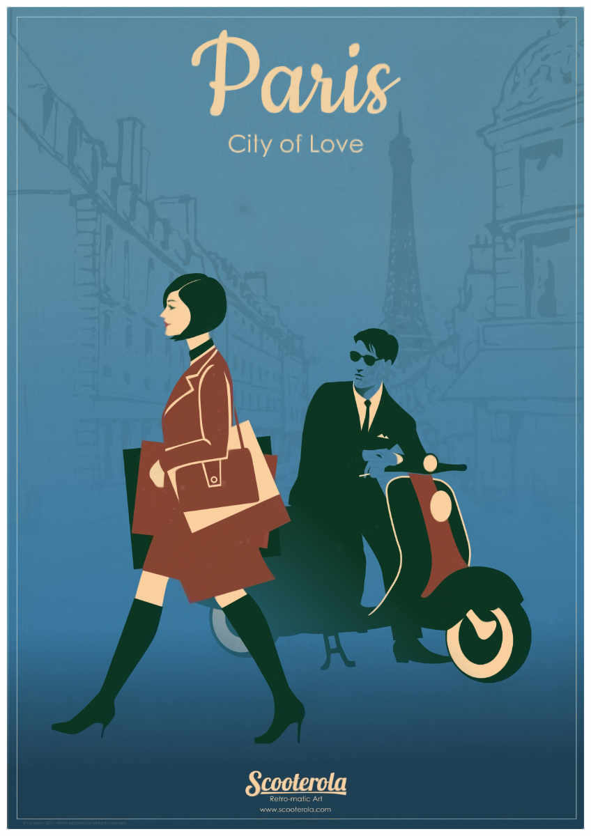 SC170808 Paris City of Love