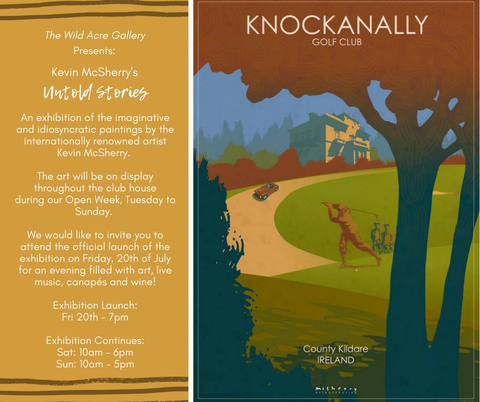 McSherry Exhibition, Knockanally