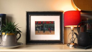 121212-kevin-mcsherry-early-sunday-morning-open-edition-print-framed