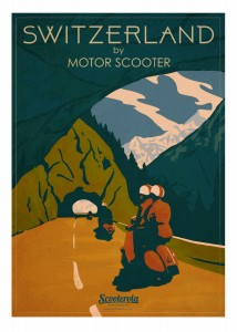 SC180151 Switzerland by Scooter Artwork